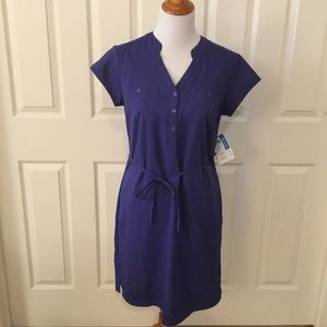 New with Tag Columbia Omni Shade Dress